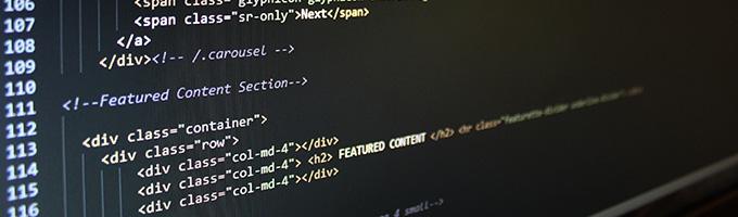 【HTML】 body要素内のタグ ブロックレベル要素