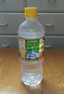 【レビュー】はちみつレモン&南アルプス天然水