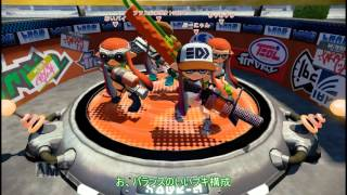 スプラトゥーン S+のタッグマッチ【ゆっくり実況】